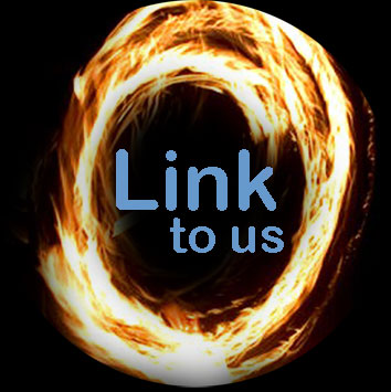 link to us button